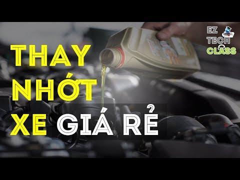 CUỘC SỐNG MỸ - Thay dầu xe giá rẻ, tìm chỗ thay nhớt xe ở Mỹ | EZ TECH CLASS