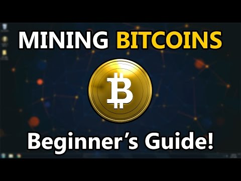 How to Mine Bitcoins in 3 Easy Steps - Beginner's Guide