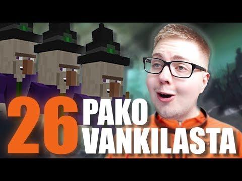PAKO VANKILASTA #26 | STORY JATKUU!