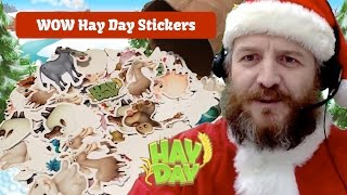 Hay Day Live - Stickers Giveaway, Reviews and Chat. - Part 2