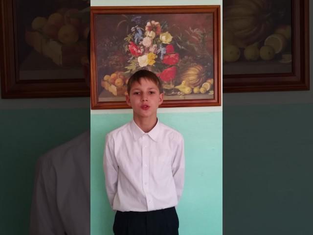 Изображение предпросмотра прочтения – НикитаМаркелов читает произведение «Средь шумного бала, случайно...» А.К.Толстого