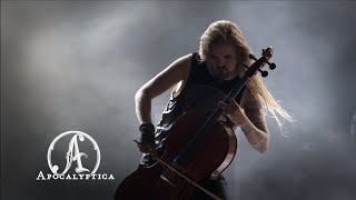 Watch Apocalyptica Fight Fire With Fire video