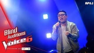 หนู - หนักใจ - Blind Auditions - The Voice Thailand 6 - 3 Dec 2017
