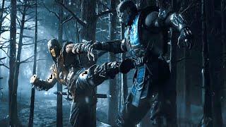 Mortal Kombat X  Клип