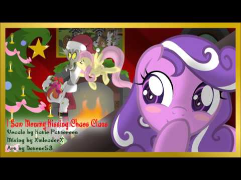 I Saw Mommy Kissing Chaos Claus