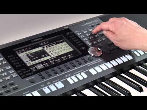 PSR-S970/S770 Voice