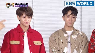 Highlight is going to use their next room chance!! Will they succeed..? [Happy Together/2018.04.05]