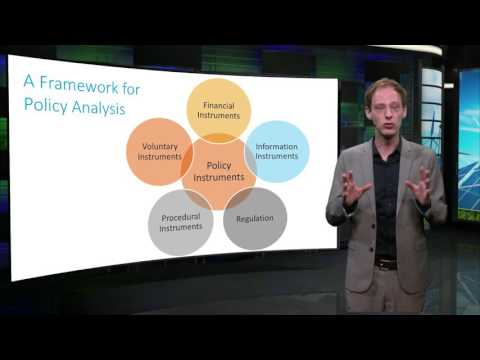 Policies to Improve Energy Efficiency - Sustainable Energy - TU Delft