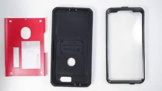 Nexus 6P Case - TUDIA Ultra Tough OMNIX Review