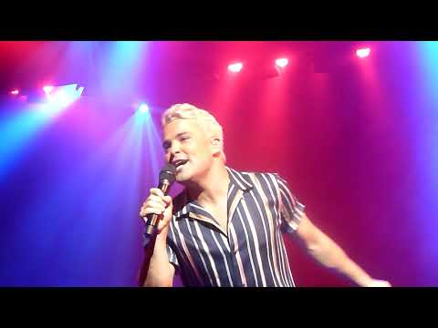 Greatest Showman - Joe McElderry in Concert 2018 - Harlow