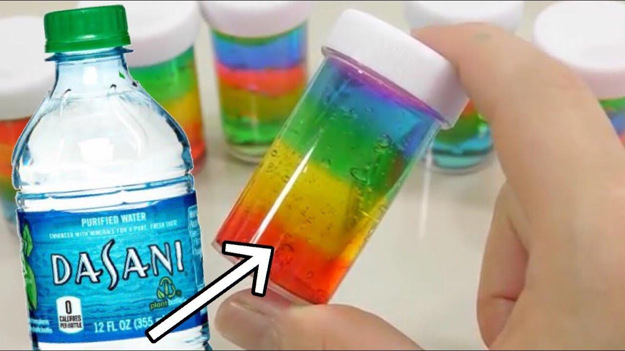 Download WATER SLIME!💧Testing NO GLUE Water Slime