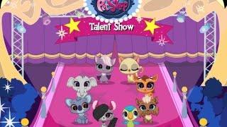Littlest Pet Shop Game: Talent Show - Маленький Зоомагазин Таланты(Играть тут: http://winxland.ru/igry-dlya-devochek/49963-malenkij-zoomagazin-shou-talantov-littlest-pet.html Игры для девочек: ..., 2016-03-22T07:51:25.000Z)