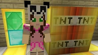 Minecraft: SECRET TREASURE ROOM CHALLENGE [EPS9] [9]