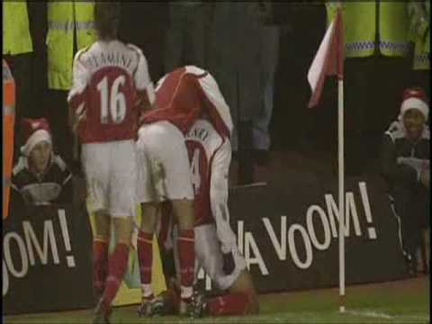 Henry Chelsea Quick Free Kick