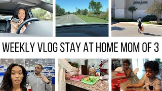 WEEKLY VLOG // LOTS OF ERRANDS + A LITTLE ME TIME // Jessica Tull