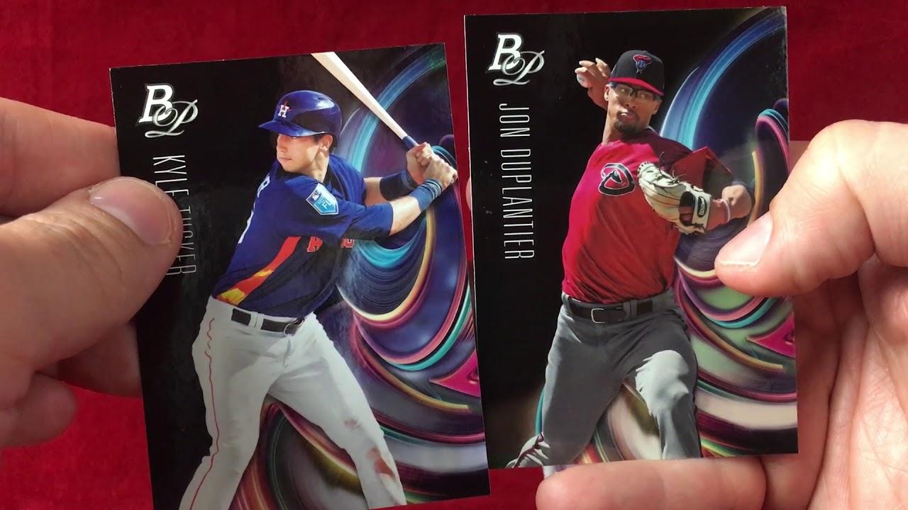 2018 Bowman Platinum Collectors Box Break