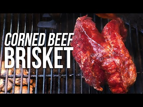 Corned Beef Brisket recipe by the BBQ Pit Boys