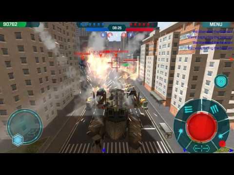 Walking War Robots In-Game 2