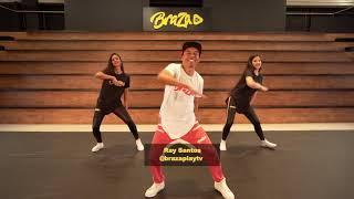 Bad Bunny ft Drake - MIA . BRAZAPLAY - Ray Santos ( coreografia )