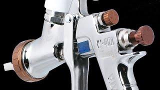 Краскопульт Iwata w 400 bellarea(Краскопульт Iwata Classic BellAria разновидность краскопульта W-400 имеет ряд изменений и улучшений по сравнению со..., 2015-01-21T17:03:56.000Z)