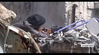 الثوار يحررون عدة نقاط تمركز للنظام في محيط حي القابون