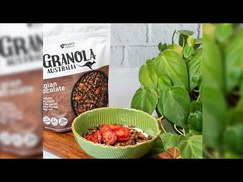 Granola Chocolate Belga