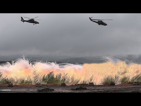 70Years gone after sino-japanese war: Why Japan keeps holding island-assaulting drills 日本为何持續演習奪島演練