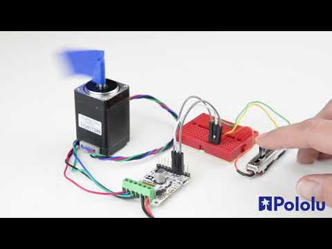 Introducing Pololu's Tic Stepper Motor Controllers