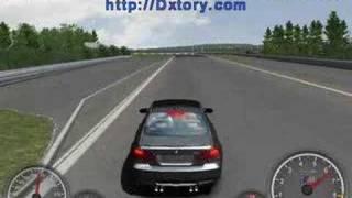 """BMWが公式で配布している無料レースゲーム""""M3 Challenge""""より。E92 M3(..."""