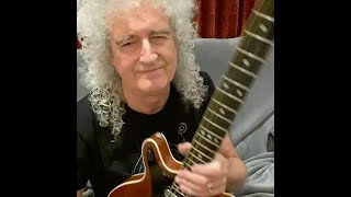 Brian May guitar musings