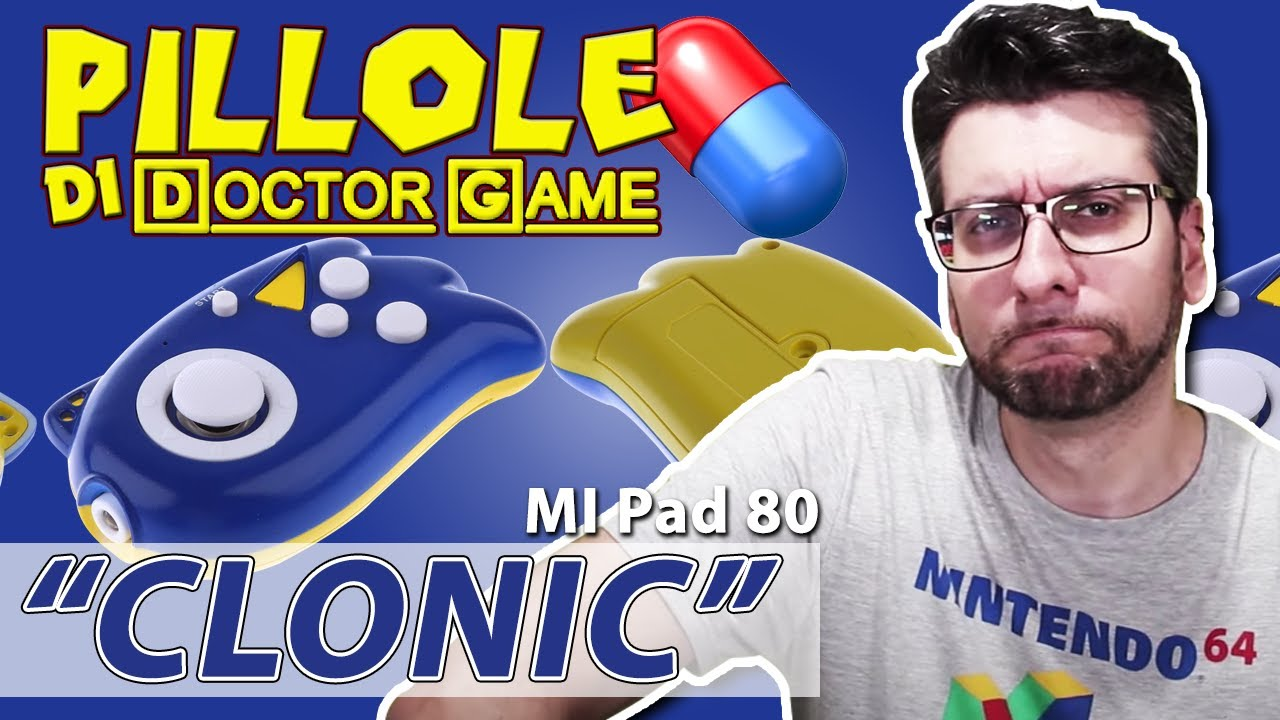 PILLOLE di Doctor Game #2: CLONIC