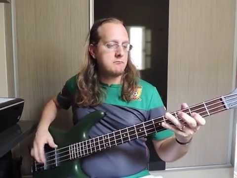 Bassline Custom Adrift - Soulspell Metal Opera Brazil