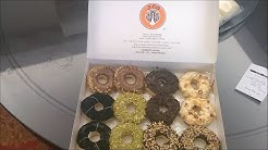 Food Review: J. Co Donuts and Coffee in Hong Kong