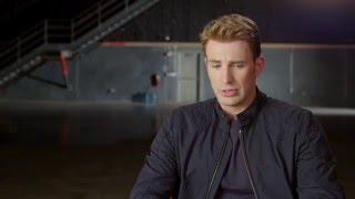 Captain America: Civil War: Chris Evans