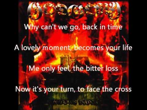 Godgory  Abandon with Lyrics