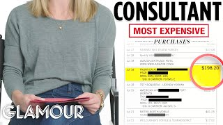 How One Woman Spends Her $110,000 Salary | Money Tours | Glamour