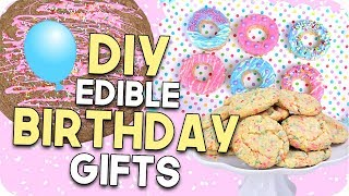 DIY Birthday Gifts for Everyone! Easy + Cheap!