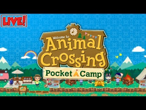 Animal Crossing: Pocket Camp - First Look - DPadGamer