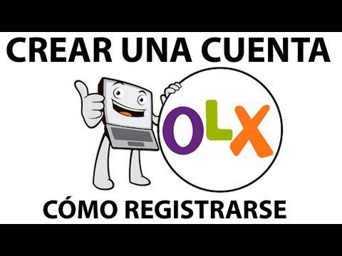 Como Crear una Cuenta en OLX Paso a Paso (Muy Fácil)