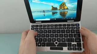 One Mix Yoga mini laptop (fully functional retail version)