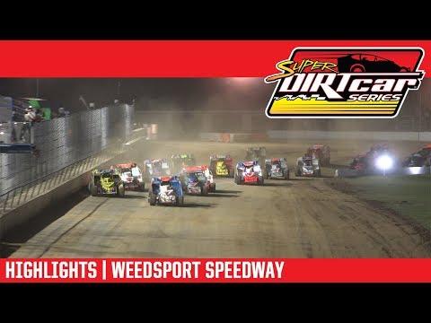 Super DIRTcar Series Big Block Modifieds Weedsport Speedway July 28, 2018 | HIGHLIGHTS