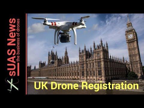 UK Mandatory Drone Registration | A DSTW Special