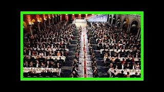Nobelstiftelsen: kulturprofilen stängs ute från nobelmiddagen