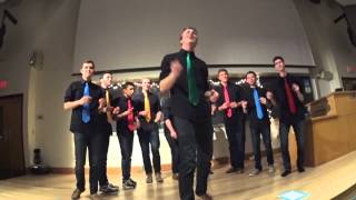 Who Put the Bomp [in the Bomp, Bomp, Bomp] (Barry Mann) - A Capella Cover - Spring Concert 2015