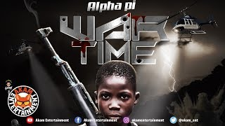 Alpha Pi - War Time - December 2018