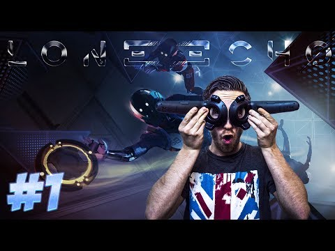 CAPTAIN JACK GOES TO VR SPACE! | Lone Echo #1 - HTC Vive Gameplay
