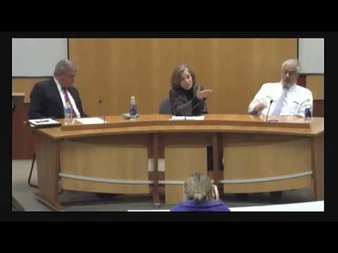 Barney Frank & Sarah Bloom Raskin | A Conversation on Financial Regulation
