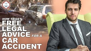 How To Get Free Legal Advice For A Car Accident (2018) UK