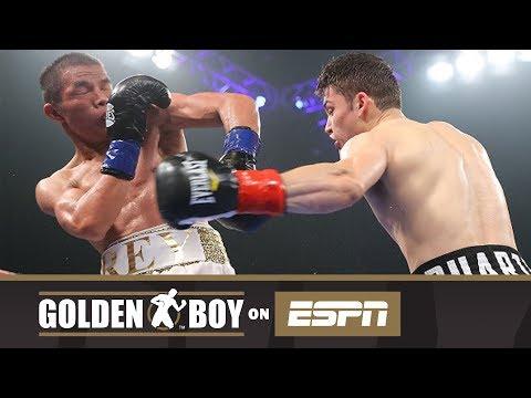 Golden Boy on ESPN: Oscar Duarte vs Rey Perez