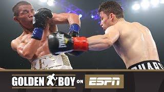 Golden Boy On ESPN: Oscar Duarte vs Rey Perez (FULL FIGHT)